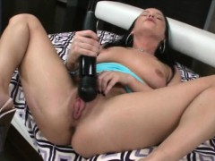 Big butt bitch Katie St Ives gets her pussy fucked real good