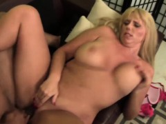 Blonde Gets Fucked By A Black