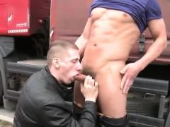 Gay cowboy video porno sex Dudes Have Anal Sex In-Town