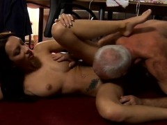 Mind blowing blowjob Cees an old editor enjoyed watching one