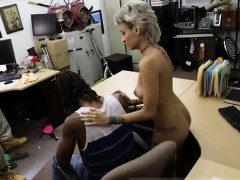 Hood rat blowjob and hairy brunette anal Fucking Your Girl I