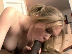 Sindee Shay takes a black dick from an older guy