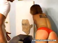 Pleasurable Spanking Pain
