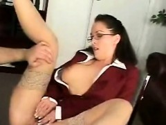 Milf is enchanting stud with her butt and wet love tunnel
