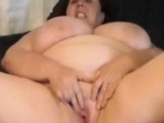 Canadian BBW DebbieSC3 with natural big boobs ALIVEGIRL