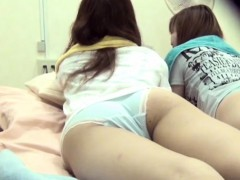 Japanese Babe Wets Bed