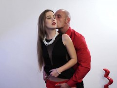 Pinup Sex - Hot Classy Fuck With Czech Babe Alexis Crystal