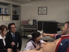 Cute Japanese Schoolgirl Gets Fucked In Plenty Of Positions