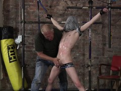 Aaron Aurora Whipped And Jerked Off By Sebastian Kane