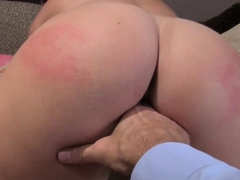 Horny Uk Fake Agent Is Riding On Top Of A Thick Hard Ramrod