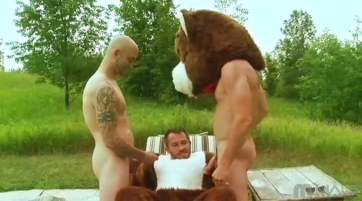 русское гей порно медведи