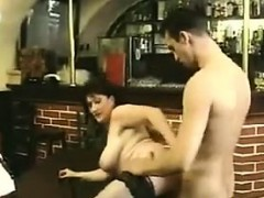 Woman Having Fun With A Younger Lover