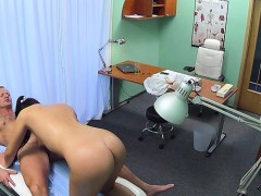 Doctor fucking beautiful nurse