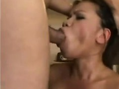 Nasty Asian Slut Getting Anal Fucked