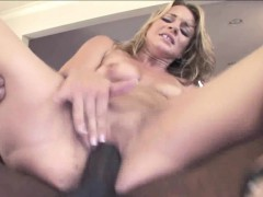Kirra Lynne gets pounded with a black dick