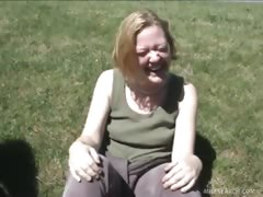 MILF Jumps At Chance To Ride Younger Cock