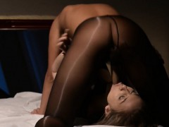 brutally hot lesbian girls playing with toys