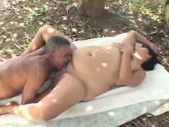 Sexy Partners Naked in Playground Performing Hot Example_Sy