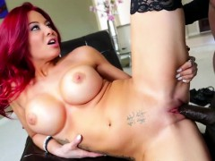 Lustful and enticing Ryder Skye gets fucked by Lexington