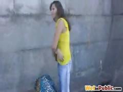 Sidewalk self-wetting