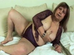Hot Granny Getting Fucked By Younger Man!