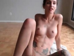 Squirting on floor