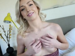 I thought I needed leverage on my stepsister to fuck her,
