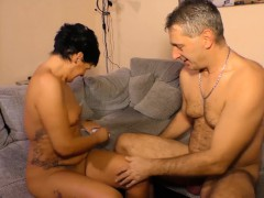 XXX OMAS - Tattooed German granny fucked in mature sex