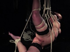 Teen Trapped and submissive to BDSM in need a good fuck