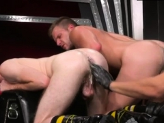 Male ass fisted and ejaculating while being movies gay
