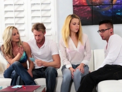 Stepsister Alina West Fucks With Her Stepbrother