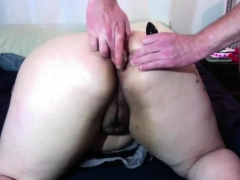 Anal Toying And Fingering