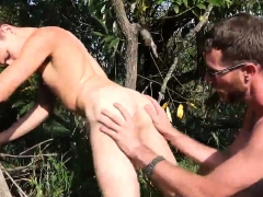 Young tiny cock boy gay porn movies first time Outdoor