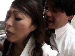 Risky Jav Covert Sex With Mother In Law In Kitchen Subtitled