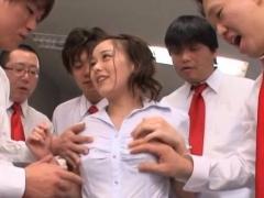 Appealing Teacher Tries Weenies In All Holes And Bukkake