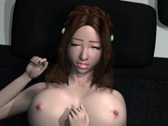Voluptuous Hentai Hottie Gets Pink Twat Rammed Hard