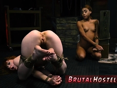 Deutsch Brutal Anal And Extreme Bondage Sexy Young Girls, Al