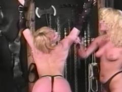 Bound nineties lesbian