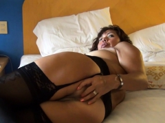 Gorgeous Big Ass Milf Fucked By Tiny Dick Hubby