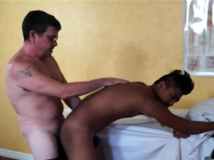 Twinks And Dad Fetish Raw Threesome