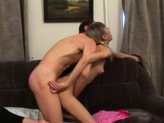 Mature teachers are getting wild oral job from sweet babe