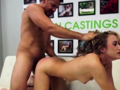 Sexy Teen Gets Fucked in Her Casting