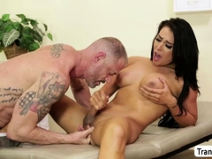 Tbabe Chanel Santini Enjoys Dominating Dudes Bouncy Ass