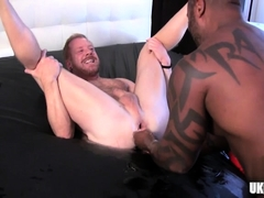 Hot Gay Double Fisting And Cumshot