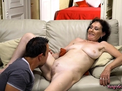 She Is Around 60 And Still Loves Sex