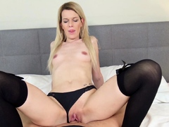 GERMAN SCOUT - EXTREM SMALL TEEN LUCY FUCK AT PICKUP CASTING