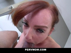 PervMom - Webcamming Step Mommy Gets Fucked By Stepson