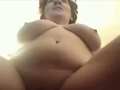 Mature Pussy Played With Close Up