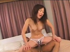 Asian Teen Having Sex
