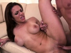 Kylie Fucks Her Colleague In The Office After A Conference